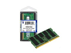 Memoria Sodimm Kingston 4 Gb Ddr4 2400 Mhz 1.2v P/ Notebook