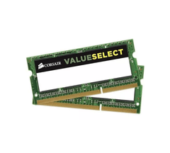 Memoria Ram 4gb Corsair Valueselect Ddr3l 1333mhz 1.35 Volts - comprar online