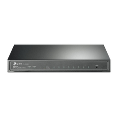 Switch Administrable Tp Link Tl Sg2008 8 Puertos Gigabit