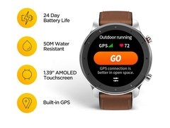 Reloj Inteligente Smart Watch Xiaomi Amazfit Gtr 47mm A1902 - Tendex