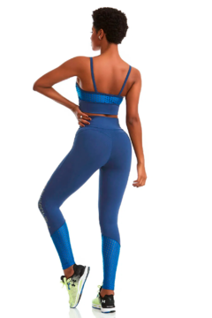 TOP NZ POWERFUL AZUL – CAJU BRASIL - Jump Fitness