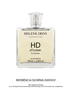 Perfume HD Dream For Women Helene Deon - comprar online