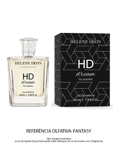 Perfume HD Dream For Women Helene Deon - loja online