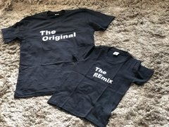 T- Shirts The Original /The Remix