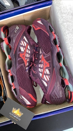Imagem do Mizuno Wave Prophecy 9