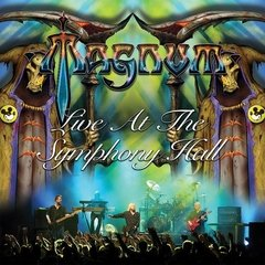 MAGNUM -  LIVE AT SYMPHONY HALL (2 CD)