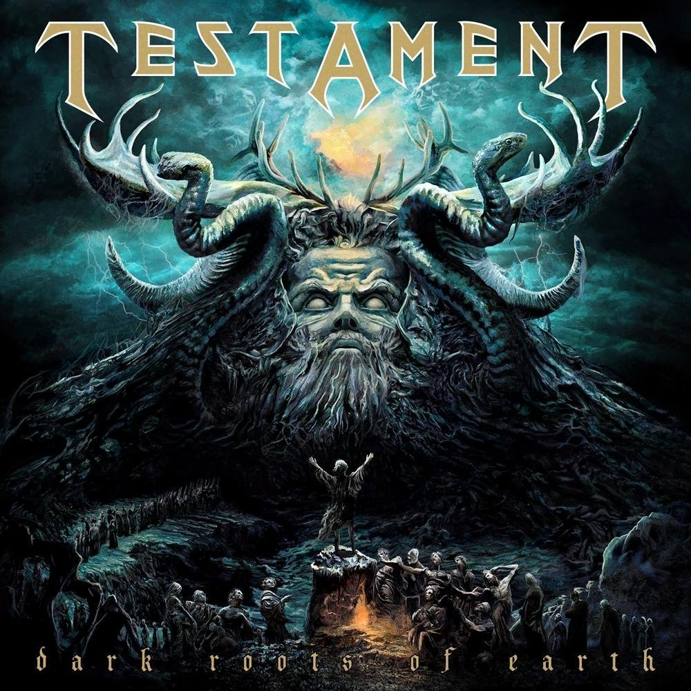 TESTAMENT - DARK ROOTS OF EARTH - VALHALL MUSIC