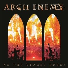 ARCH ENEMY - AS THE STAGES BURN (CD/DVD) (SLIPCASE)