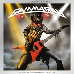 GAMMA RAY - ALIVE 95 (25TH ANNIVERSARY EDITION) (DUPLO)