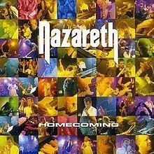 NAZARETH - HOMECOMING