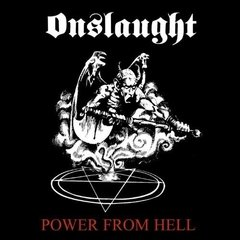 ONSLAUGHT - POWER FROM HELL (ARG)