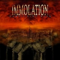 IMMOLATION - HARNESSING RUIN (DIGIPAK) (IMP/EU)