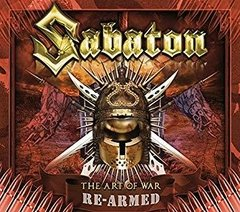 SABATON - THE ART OF WAR (RE-ARMED EDITION)