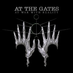 AT THE GATES - AT WAR WITH REALITY (SLIPCASE C/ PÔSTER) (IMP/MEX)