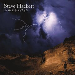 STEVE HACKETT - AT THE EDGE OF LIGHT (SLIPCASE)
