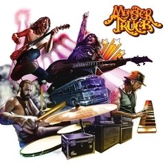 MONSTER TRUCK - TRUE ROCKERS (DIGIPAK)