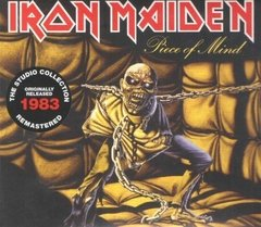 IRON MAIDEN - PIECE OF MIND (DIGIPAK)
