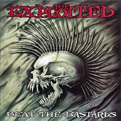 THE EXPLOITED - BEAT THE BASTARDS (CD+DVD)