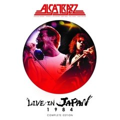 ALCATRAZZ - LIVE IN JAPAN 1984 (COMPLETE EDITION) (2CDS/DVD) (DIGIPAK)