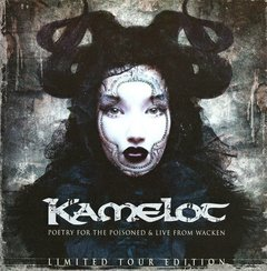 KAMELOT - POETRY FOR THE POISONED (TOUR EDITION) (2CD)