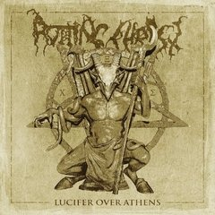 ROTTING CHRIST- LUCIFER OVER ATHENS (2CD) (DIGIPAK)