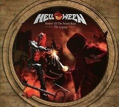 HELLOWEEN - KEEPER OF THE SEVEN KEYS - THE LEGACY (2CD)