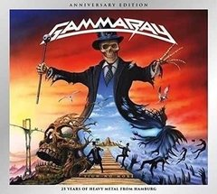 GAMMA RAY - SIGH NO MORE (25TH ANNIVERSARY EDITION) (2 CD)