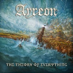 AYREON - THE THEORY OF EVERYTHING (2CD)