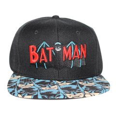 Gorra Snapback DC Comics Batman - Bioworld USA