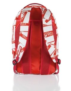 Mochila Sprayground Hello My Name Is en internet