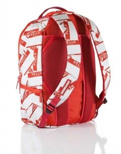 Mochila Sprayground Hello My Name Is - comprar online