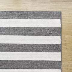 Alfombra Stripe Gray en internet