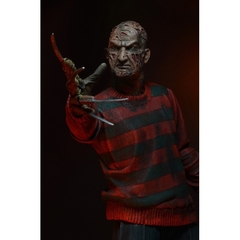 "Ultimate Freddy Kruger (7"") Nightmare On Elm Street - NECA - comprar online"