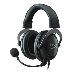 Headset Gamer HyperX Cloud II Gun Metal