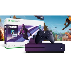 Consola Xbox One S 1TB Fortnite Edition