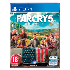 PS4 Far Cry 5 - comprar online
