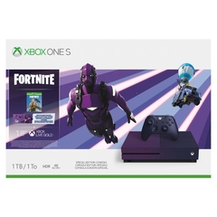 Consola Xbox One S 1TB Fortnite Edition en internet