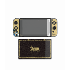NS Screen Protection And Skins: Zelda Edition
