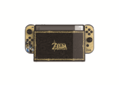 NS Screen Protection And Skins: Zelda Edition en internet