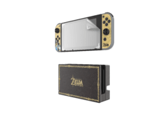 NS Screen Protection And Skins: Zelda Edition - comprar online