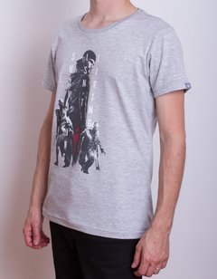 Remera Days Gone Gris - comprar online