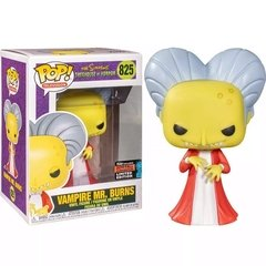 Funko CC Vampire Mr. Burns (825) - Los Simpsons (TV)