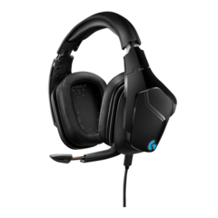 Headset Gamer Inalámbrico Logitech G935 Lightsync