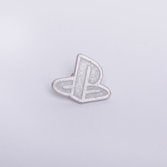 Pin PlayStation Logo