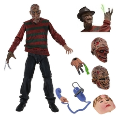 "Ultimate Freddy Kruger (7"") Nightmare On Elm Street - NECA"