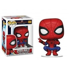Funko Spidy Hero Suit (468) - Spiderman (Marvel)