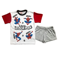 Conjunto Niños Spiderman Poses (Marvel)