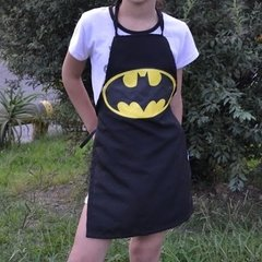 Delantal Batman Ni