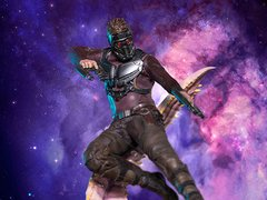 Star Lord Art Scale 1/10 - Guardians Of The Galaxy Vol.2 - Iron Studios - Geek Spot