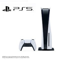 PlayStation 5 (PS5) - Edición Con Disco